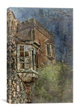 The Window, Canvas Print