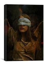 See No Evil, Canvas Print