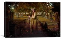 Arrival Of Autumn, Canvas Print