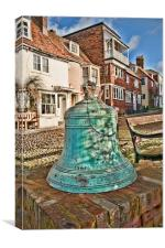 The Watchbell, Canvas Print