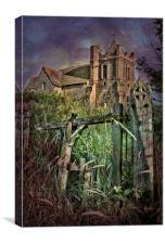 All Saints East Horndon, Canvas Print