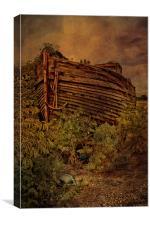 On Dry Land, Canvas Print