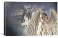 Angel Falls, Canvas Print