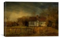 Homelands, Canvas Print