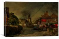 Newnham, Canvas Print
