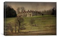 Boughton Monchelsea Place, Canvas Print