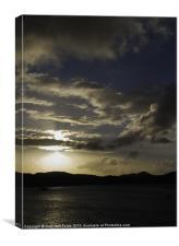 Bright Horizon, Canvas Print