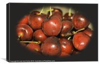 Cherry Delight, Canvas Print
