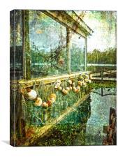River Life, Canvas Print