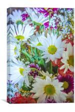 Spring Bouquet 2, Canvas Print