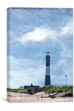Fire Island Lighthouse, Canvas Print