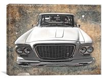 Vintage Vehicle, Canvas Print