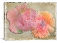 Spring Vision, Canvas Print