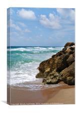 Deerfield Beach, Canvas Print