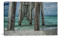 Pier Pressure, Canvas Print