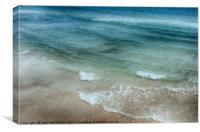 Shimmering Tide, Canvas Print