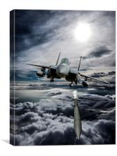 F-15E Strike Eagle Fox3