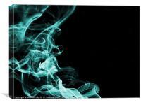 Smoking!!!, Canvas Print
