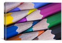 Sharp as a Pencil, Canvas Print