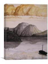 'Galilee Dream', Canvas Print