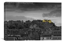 Stirling Castle, Canvas Print
