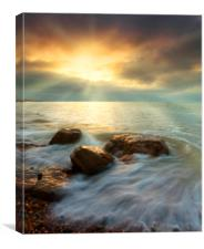 Ethereal Light, Canvas Print