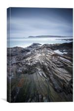 Trevose Head View, Canvas Print