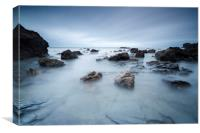 Trevaunance Cove, Canvas Print