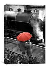Brief Encounter, Canvas Print