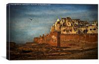 Essaouira , Canvas Print