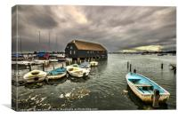 Bosham Harbour, Canvas Print