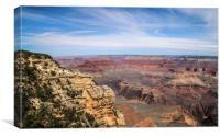 Grand Canyon, Canvas Print