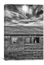 Homestead, Canvas Print