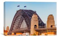 Sydney Harbour Bridge, Canvas Print