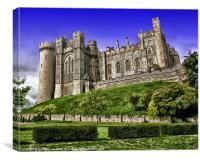 Arundel Castle, Canvas Print