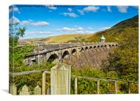 Craig Goch, Elan Valley, Canvas Print
