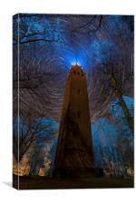 Faringdon Folly Tower, Canvas Print