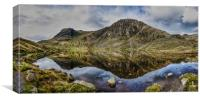 Pavey Ark, Canvas Print