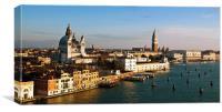 Venetian Dawn, Canvas Print