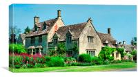 Chipping Campden Cottage, Canvas Print