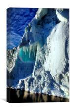 Iceberg Giant, Cape Roget, Antarctica, Canvas Print