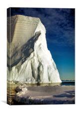 Magnificant Iceberg, Cape Roget, Antarctica, Canvas Print