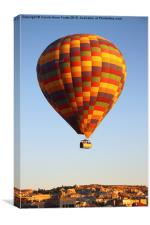 Ballooning Over Goreme, Canvas Print