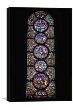 Canterbury Cathedral, Kent, Canvas Print