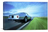 Ferrari 275 GTB, Canvas Print