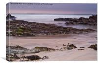Gwithian Beach, Canvas Print