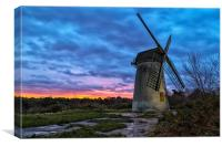 Bidston windmill Sunrise