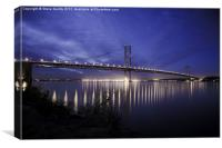 Forth Bridge, Canvas Print