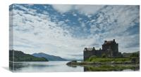 Eilan Donan Castle, Canvas Print