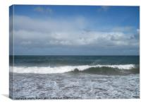 Sea Spray, Canvas Print